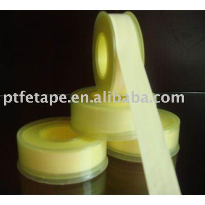 Yellow Gas Tape