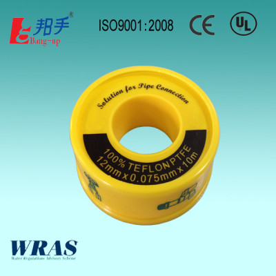 Standard quality PTFE band ISO9001, CE, UL & WRAS certified