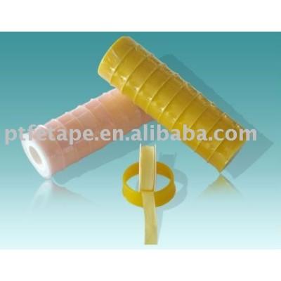 Full-density Yellow Ptfe Tape