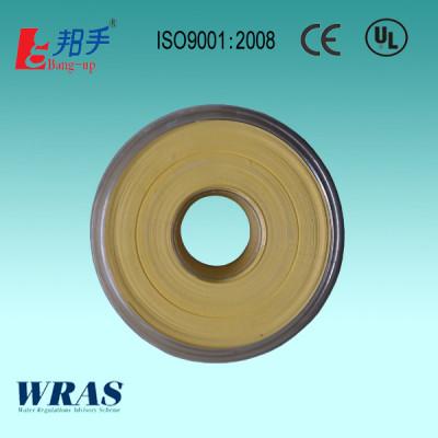 High density yellow gas line PTFE thread seal tape