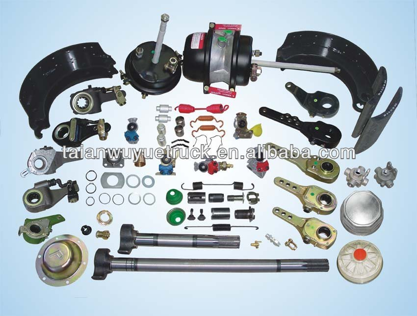HOWO Parts--Steering tie rod end --Steering rod ball joint --Drag link ball joint