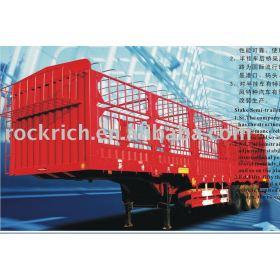 Dongfeng stake semi-trailer (EQ9281CCQT1)