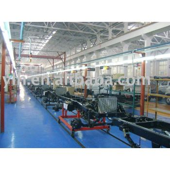 Minitruck assembly line