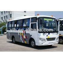 EQ6660HD3G Dongfeng 4x2 school bus with 22 seats