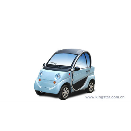 kingstar 2 seats 48v 3 1kw small electric cars for sale china small electric cars for sale. Black Bedroom Furniture Sets. Home Design Ideas