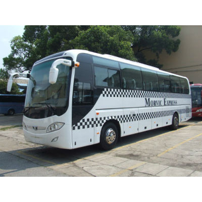 new daewoo bus for sale GDW6121HK,China 55 penger bus Supplier ...