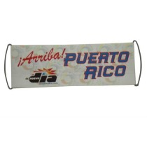 Promotional PE roll up banner