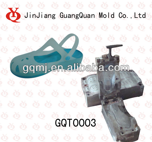 New style shoe TPU mold GQT0003