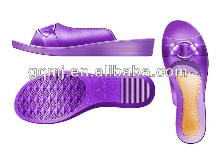 Woman shoes eva custom mould GQS082