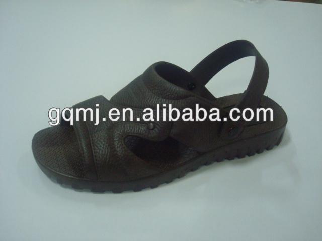 Men's leather casting pvc leather casting sandal mold new GQP0125