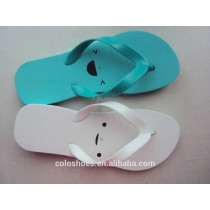 custom promotional flip flop