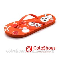 Rubber Outsole Material and Beach Use latest footwear for girls