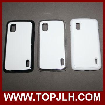 Plastic sublimation mobile phone Case for Google 4