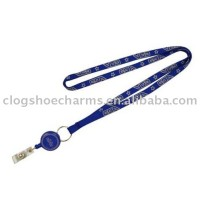 ECO friendly fashion lanyard with ID badge