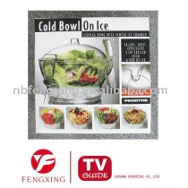 COLD BOWL ON ICE