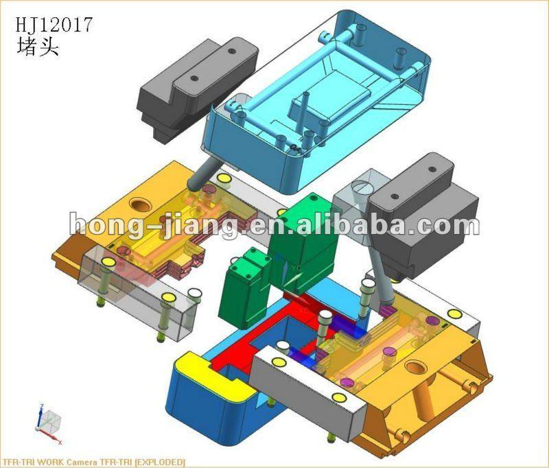 Plastic Mould Design & manufacturing