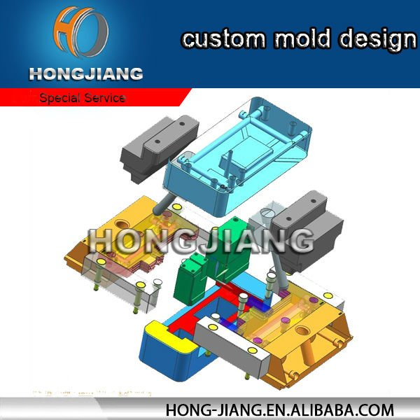 Plastic Mould Design & manufacturing