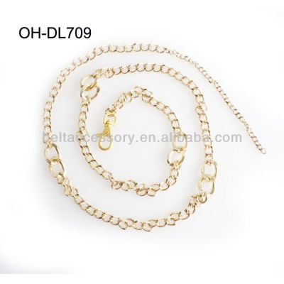 Diamante Chain Belt