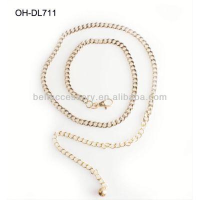 Fashion Metal Chain Belt