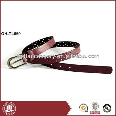 Slim Trim Belts
