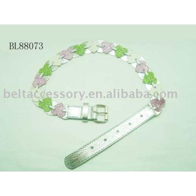 kids lovely belt