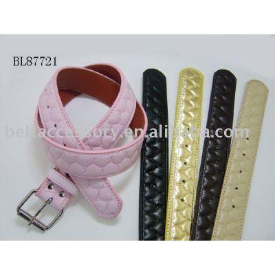 Kids Soft Belt in Stitching Stylish