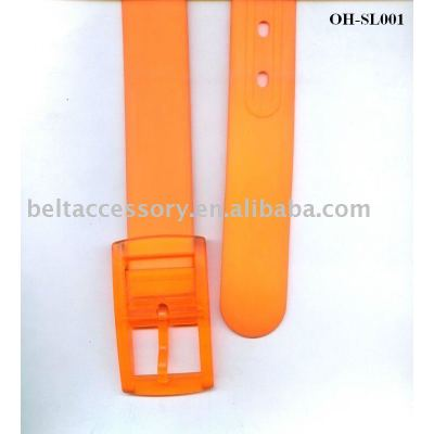 Enviroment Protect Solid TPE belt
