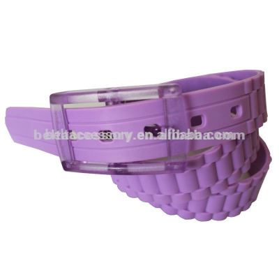 Mens Rubber Belt