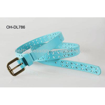 2014 Fashion Women Elastic Belts