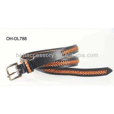 2014 Fashion Elastic Belts