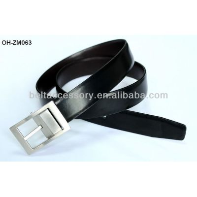 100% Leather Belt Top Sale