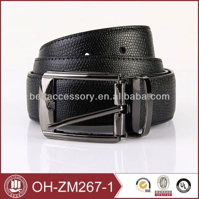Embossed Man Belt