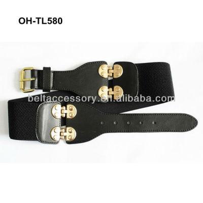 Abdominal support belt for women