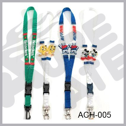 flower lanyard for keys and promotion