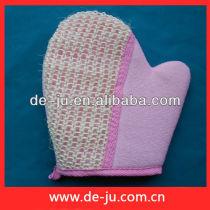 Promotion Bath Items Hand Scrubber Gloves Shower Glove Massage