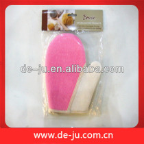 Promotion Gift Bath Cleaning Cellulose Shower Hand Gloves Light Gloves