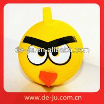 Promotion Yellow Bird Toys Present Animal EVA Foam Ball EVA Pellet