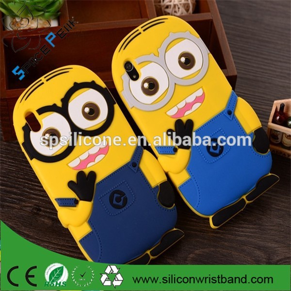 cover for mobile phone Luxury Fashion Cartoon 3D Lovely Phone Bags Cases For iPhone 6