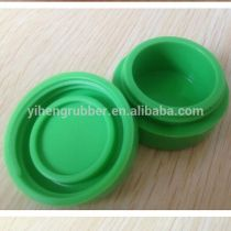 2014 Hot sell butane hash oil silicone container