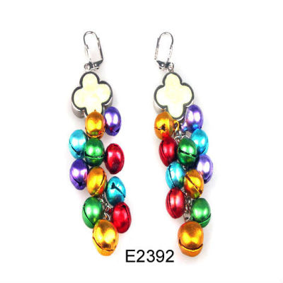 Custom Christmas Earring / Christmas Bell Earring