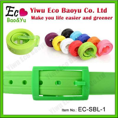 Bright Color Belt Candy Color Belt Summer Belt