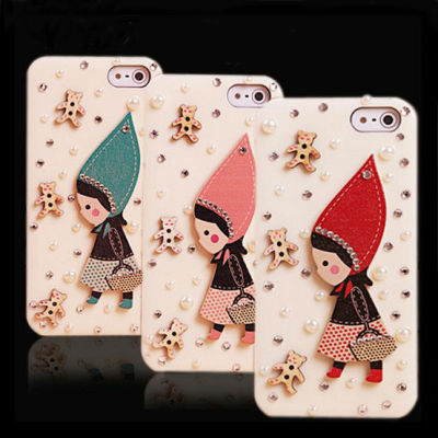 Crystal Phone Case Rhinestone Phone Case
