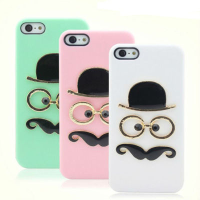 Wholesale Mustache Phone Case