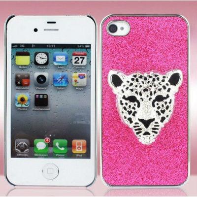 Animal Phone Case Leopard Phone Case Crystal Phone Case In Bulk