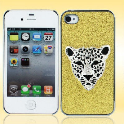 Animal Phone Cover Leopard Phone Cover Crystal Phone Cover In Bulk