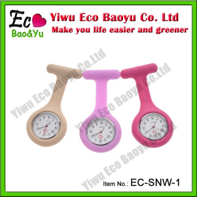 Cheap Promotional Watch for Hospital with LOGO