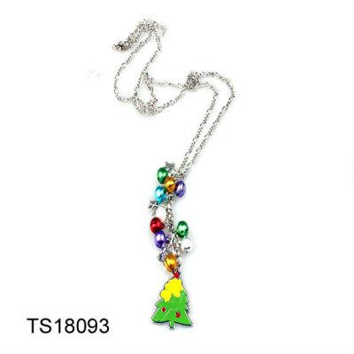 Custom Christmas Tree Necklace / Chrsitmas Tree Pendant Necklace