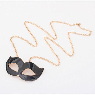 Mask Shaped Pendant Necklace Vners - China Jewelry