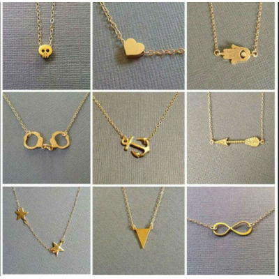 Necklace Vners,Gold Plated Necklace Jewelry Vners