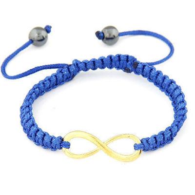 Infinity Bracelet/Handmade Bracelet Vners/Bracelet 2013